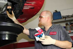 preventative automotive maintenance photo