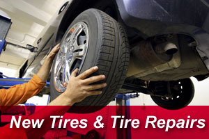 Vehicle Repair Service New Tires Confident Car Care Amp Tire